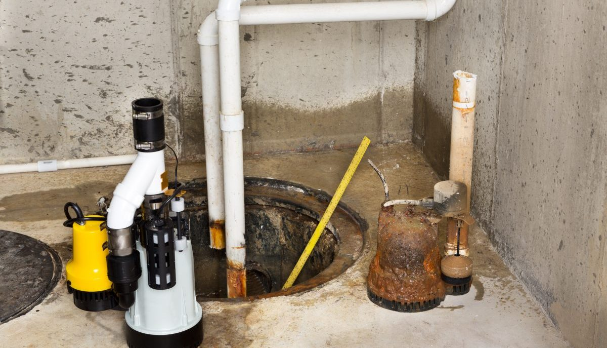 How to Stop Leaves Blocking Drain Pipes | Plumbing and Drainage ...